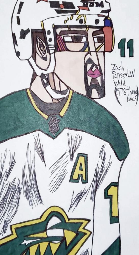 Zach Parise par armattock